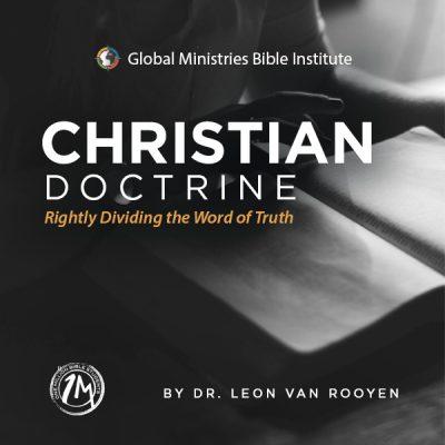CHRISTIAN-DOCTRINE
